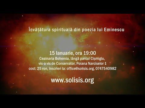 Învățătura spirituală din poezia lui Eminescu