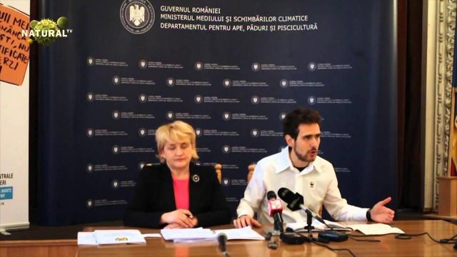 Rezumat Conferința de presă WWF râurile României