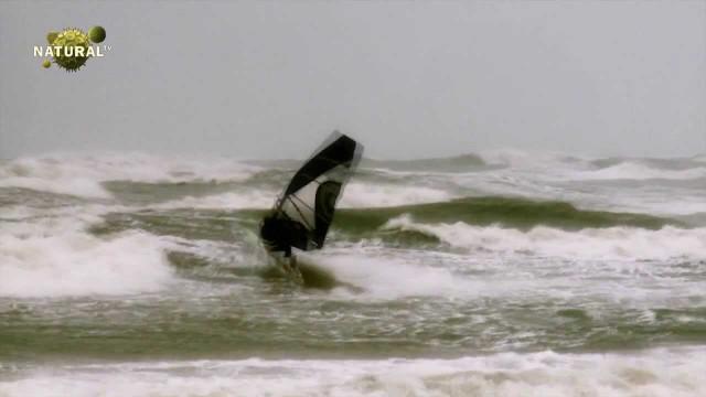 Windsurf – Furtună gradul 7