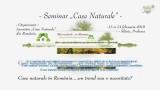 Case Naturale / Seminar Februarie 2016