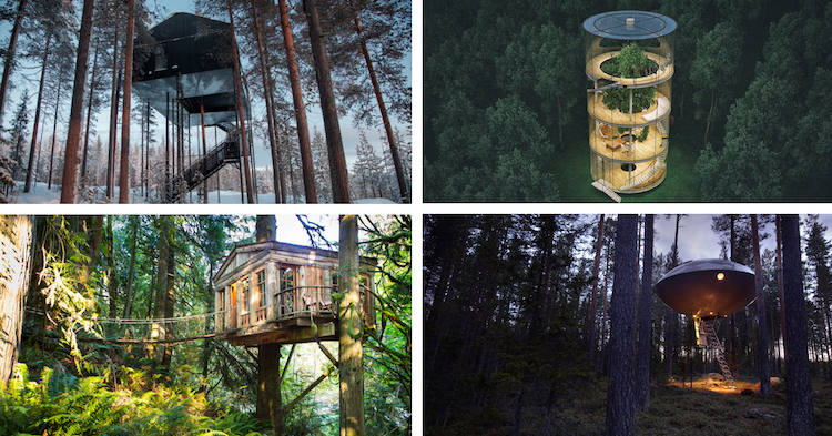 0 treehouses-for-grown-ups